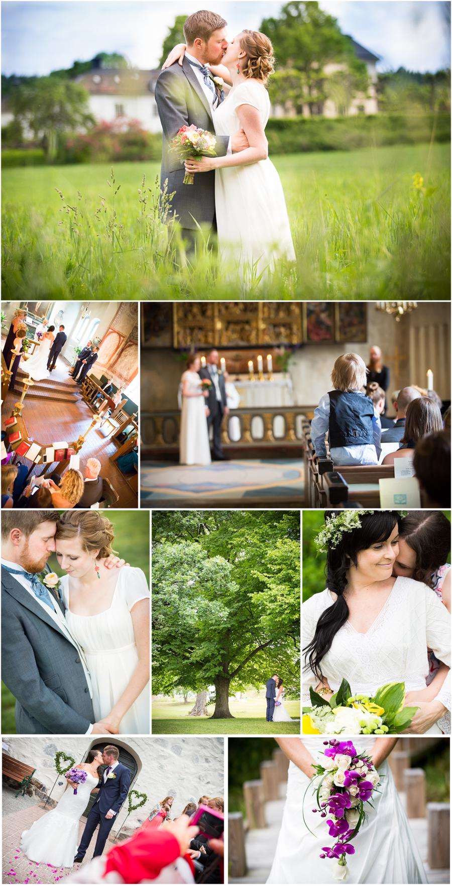 bröllopsfoto 2014